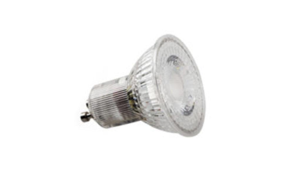 Nowa rodzina źródeł LED z trzonkiem GU10
