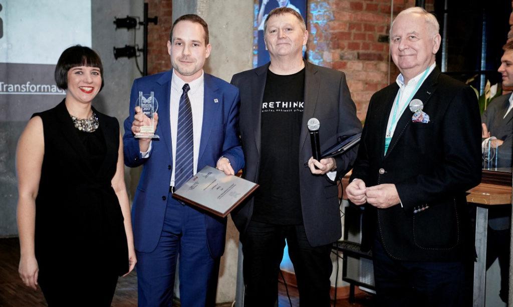 Nagroda za cyfrową transformację
