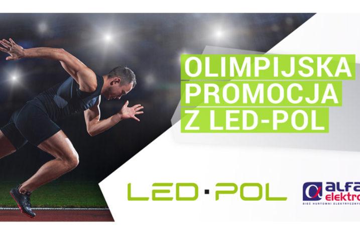 Olimpijska promocja w Alfa Elektro