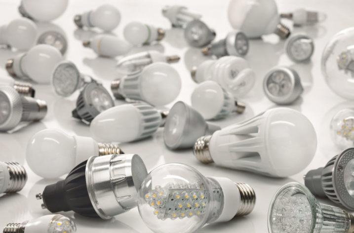 Wyniki kontroli produktów oświetleniowych