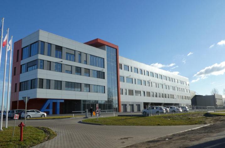 Nowa siedziba A-T