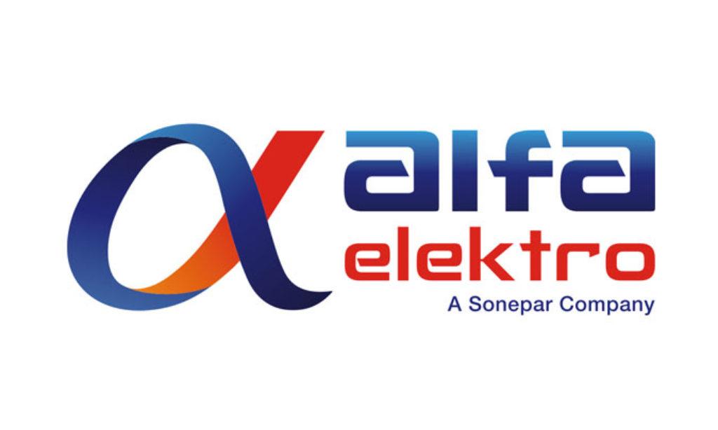 Alfa Elektro zmieniła logo