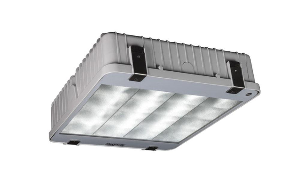 Nowe parametry topowej oprawy LED