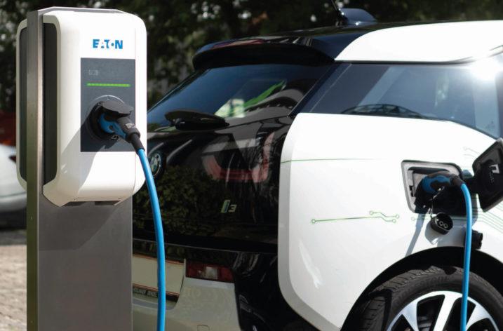 System ładowania pojazdów elektrycznych