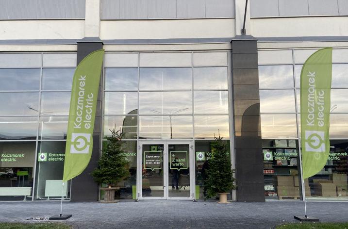 Zmiana adresu Kaczmarek Electric w Warszawie