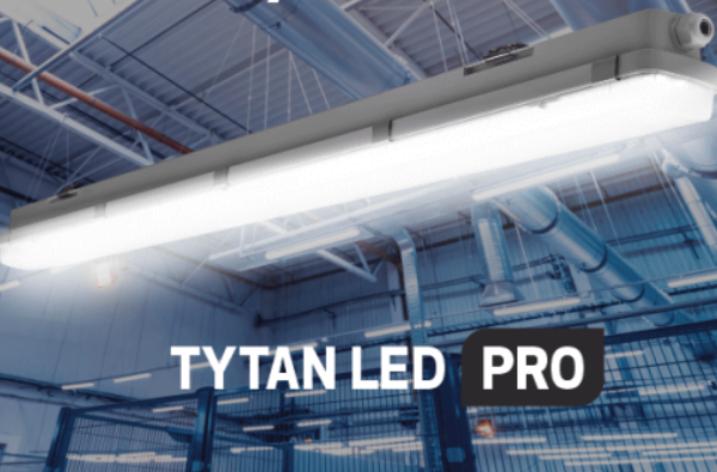 Lampa TYTAN LED PRO